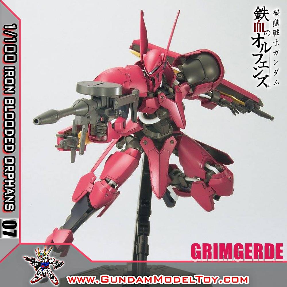 1/100 SCALE MODEL 07 GRIMGERDE กริมเกิร์ด