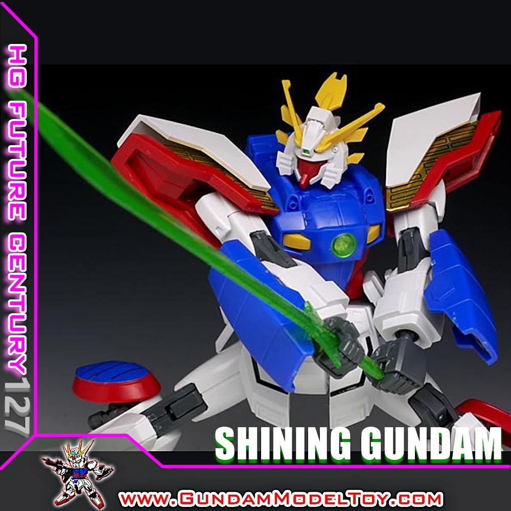 HGFC 1/144 SHINING GUNDAM ชินนิ่ง กันดั้ม