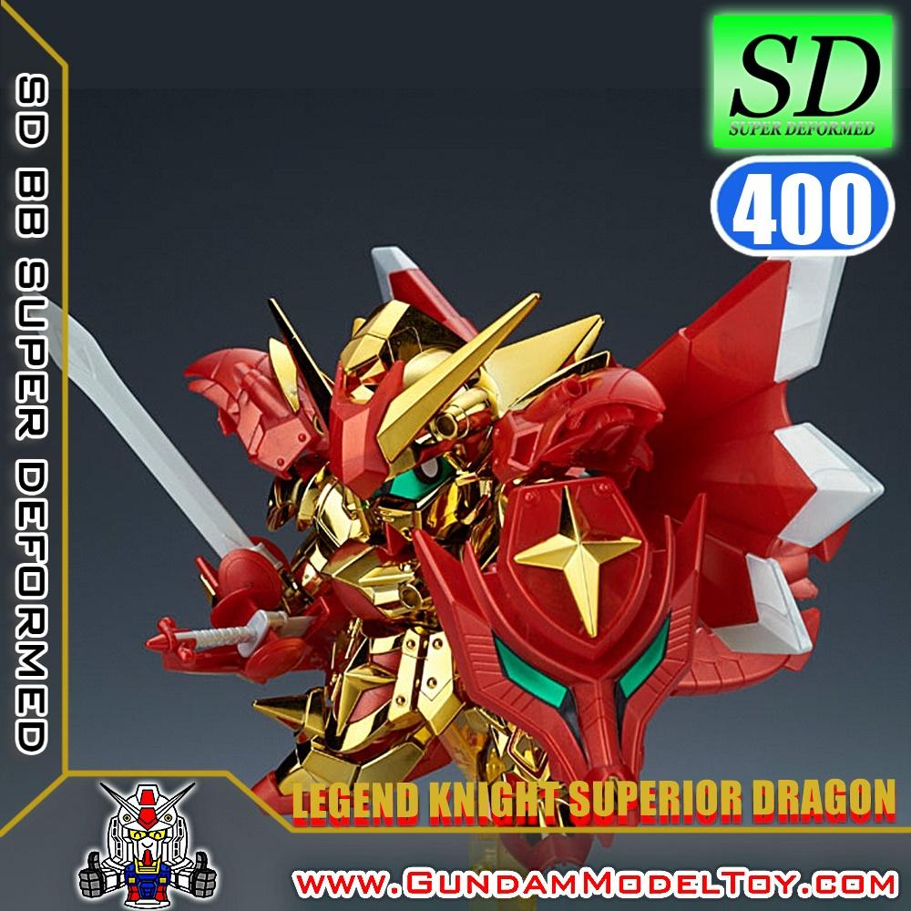 SD BB400 LEGEND KNIGHT SUPERIOR DRAGON ลีเจนด์ ไนท์ ซุปเพอร์เรีย ดราก้อน