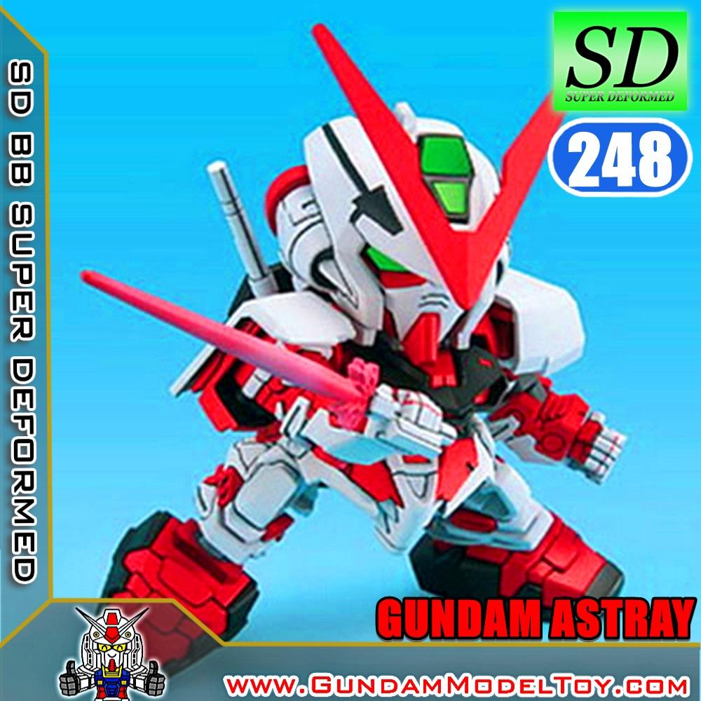 SD BB248 GUNDAM ASTRAY