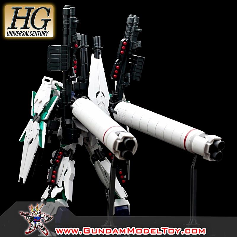 HGUC 1/144 RX-0 FULL ARMOR UNICORN GUNDAM (DESTROY MODE) ฟูล อาร์มอร์ ยูนิคอร์น กันดั้ม