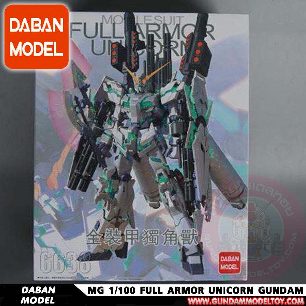 MG 1/100 FULL ARMOR UNICORN [DABAN]