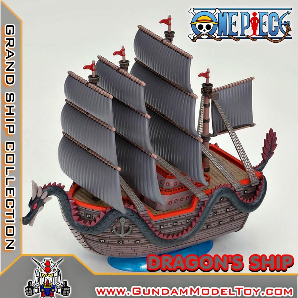 GRAND SHIP COLLECTION DRAGON'S SHIP ดรากอน ชิพ