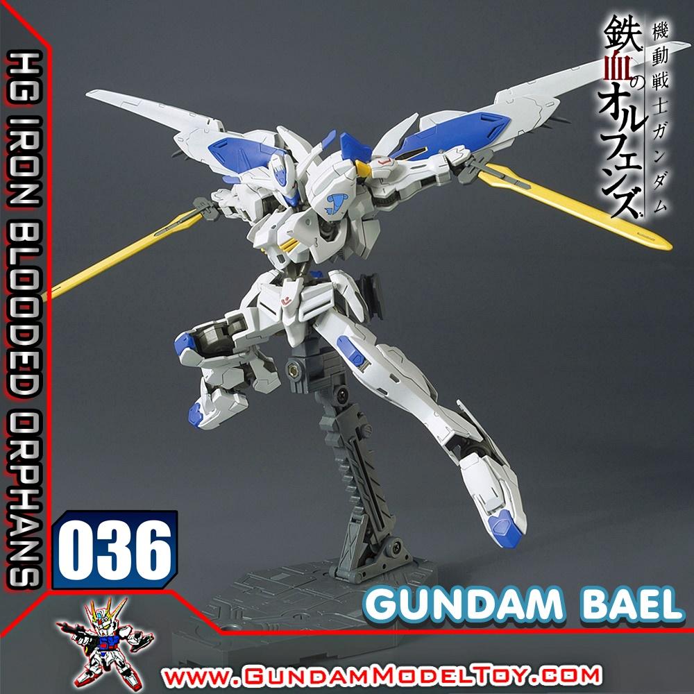 HG 1/144 036 GUNDAM BAEL
