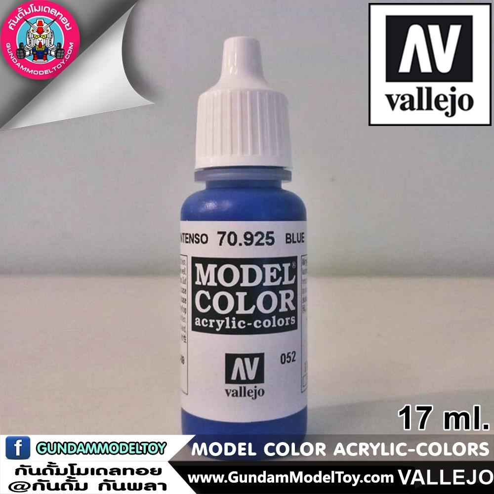 VALLEJO MODEL COLOR BLUE 70.925