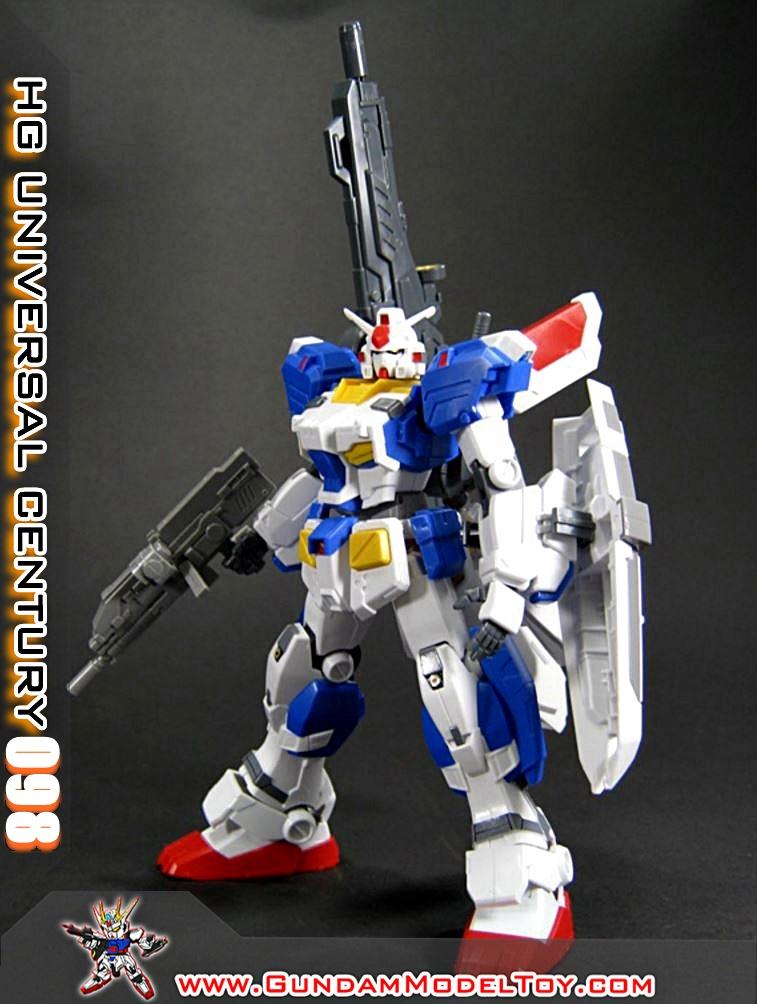 HGUC 1/144 RX-78-3 FULL ARMOR GUNDAM 7th อาร์เอ็กซ์ 78-3 ฟูล อาร์มอร์ กันดั้ม 7th