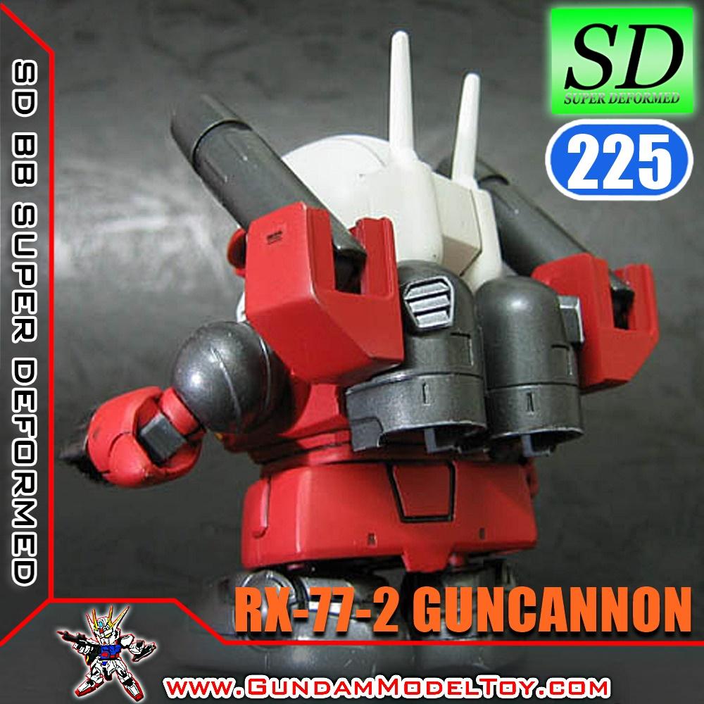 SD BB225 RX-77-2 GUNCANNON กันแคนน่อน