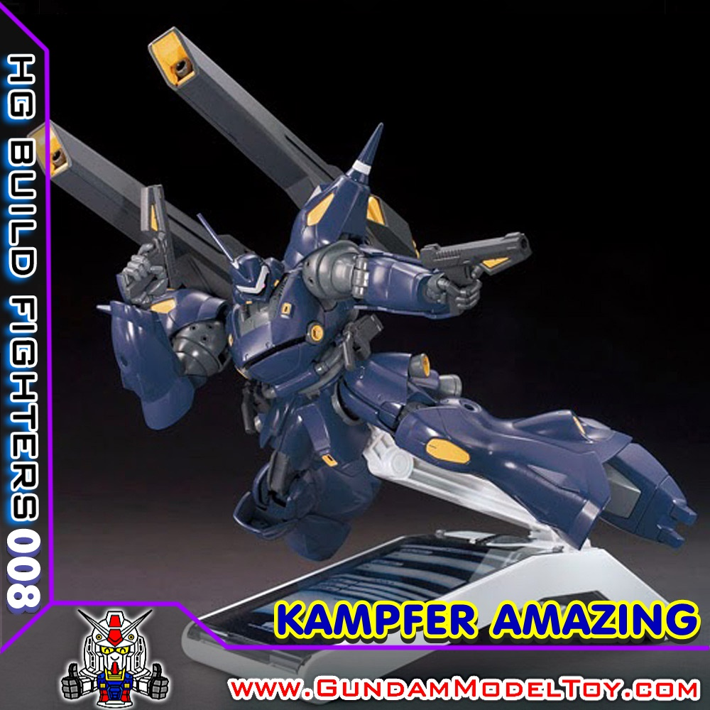 HG 1/144 KAMPFER AMAZING