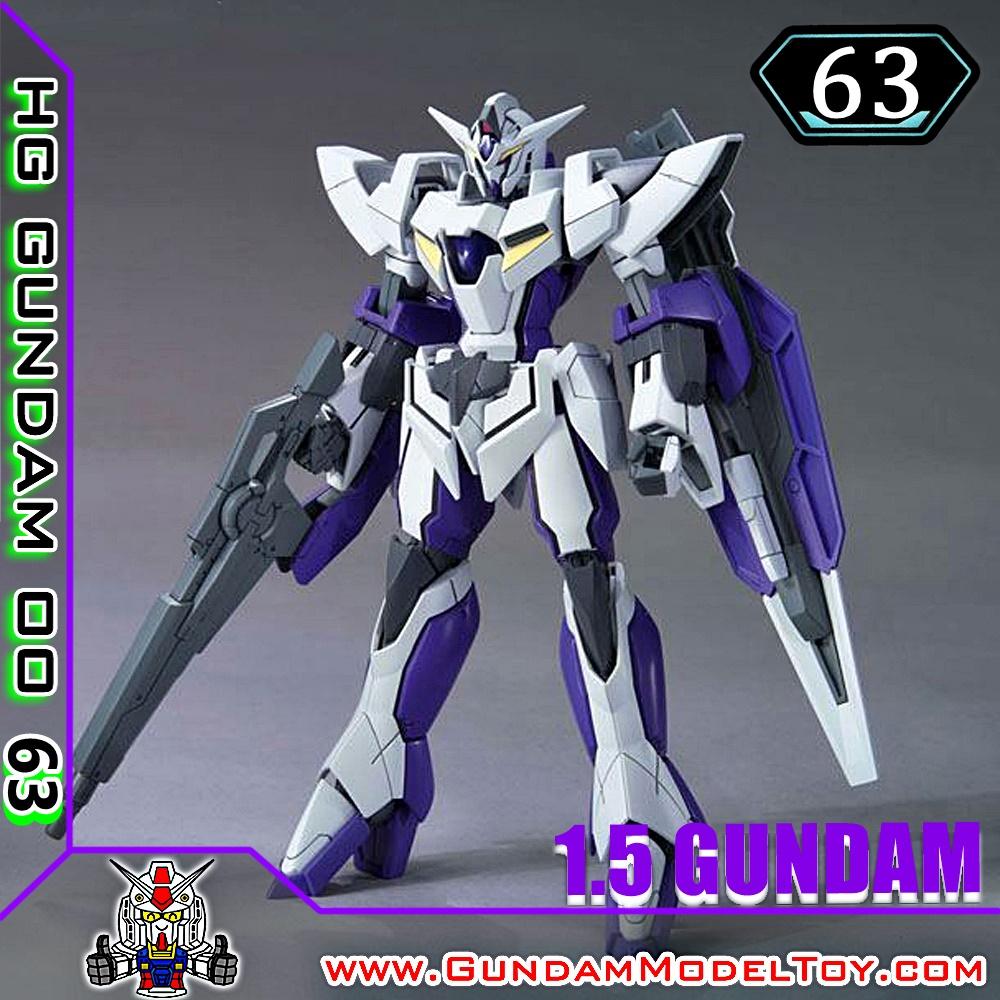 HG 1/144 1.5 GUNDAM 1.5 กันดั้ม