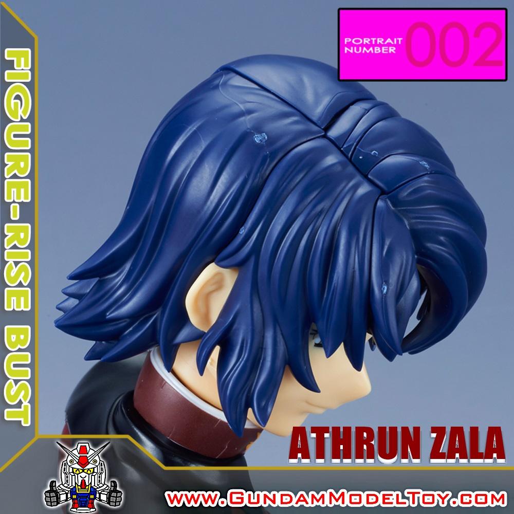 FIGURE-RISE BUST 002 ATHRUN ZALA ฟิกเกอร์ไรส์ บัสต์ อัสรัน ซาลา
