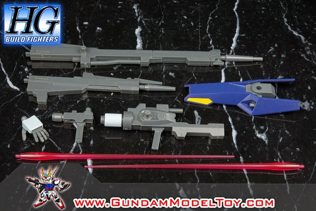 HGBF 1/144 LIGHTNING GUNDAM ไลท์นิ่ง กันดั้ม