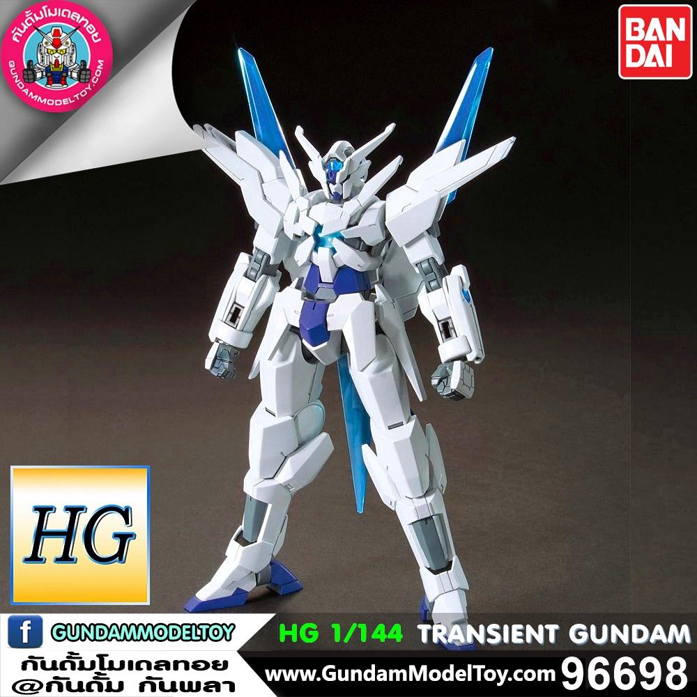 HG 1/144 TRANSIENT GUNDAM ทรานเซียนท์ กันดั้ม