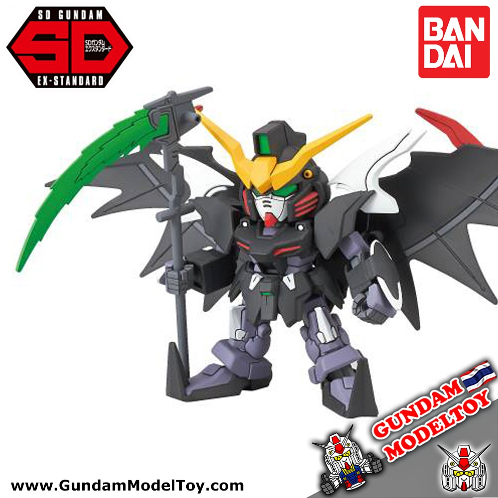 SD GUNDAM EX-STANDARD 012 GUNDAM DEATHSCYTHE HELL EW เอสดี กันดั้ม เอ็กซ์ สแตนดาร์ด เดธไซธ์ เฮล