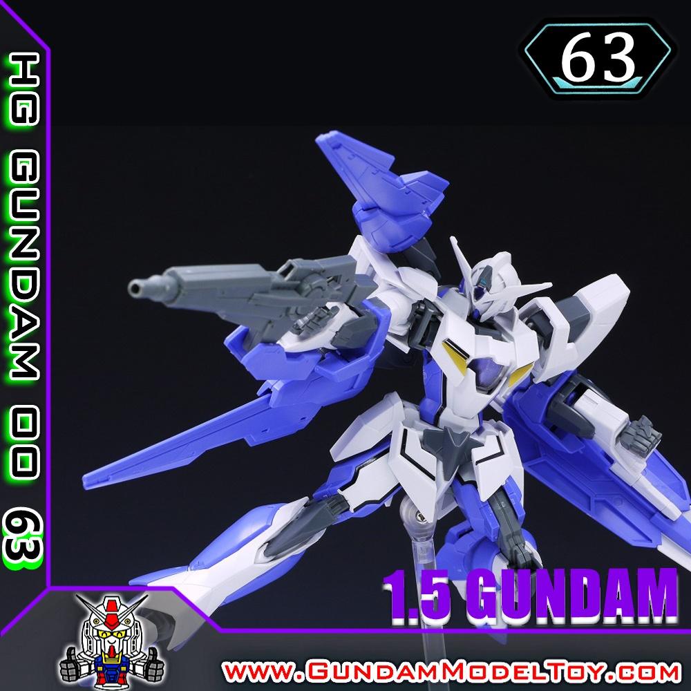HG00 1/144 1.5 GUNDAM 1.5 กันดั้ม