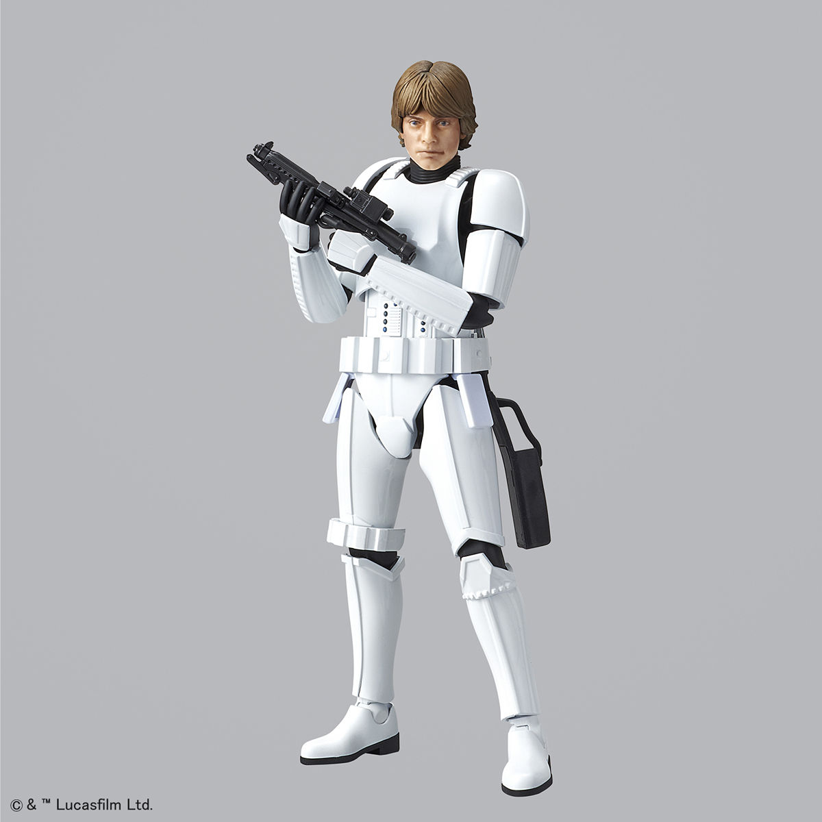 STAR WARS 1/12 LUKE SKYWALKER STROMTROPPER VER.