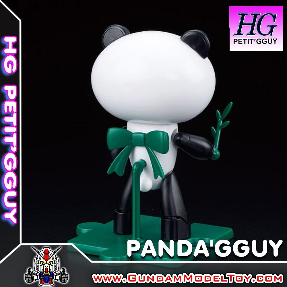 HGPG 1/144 PANDA'GGUY แพนด้ากาย