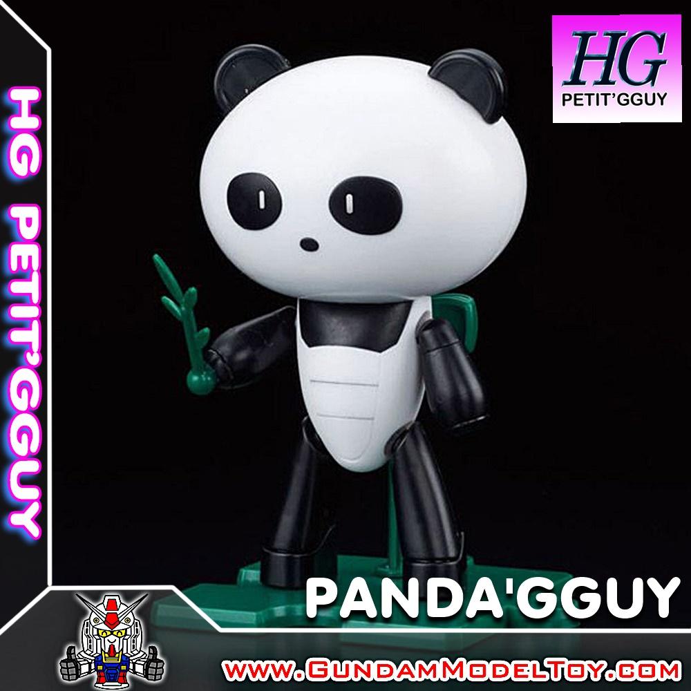 HG 1/144 PANDA'GGUY แพนด้ากาย