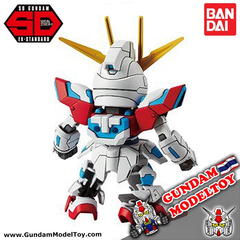 SD GUNDAM EX-STANDARD 011 TRY BURNING GUNDAM เอสดี กันดั้ม เอ็กซ์ สแตนดาร์ด ทราย เบิร์นนิ่ง กันดั้ม