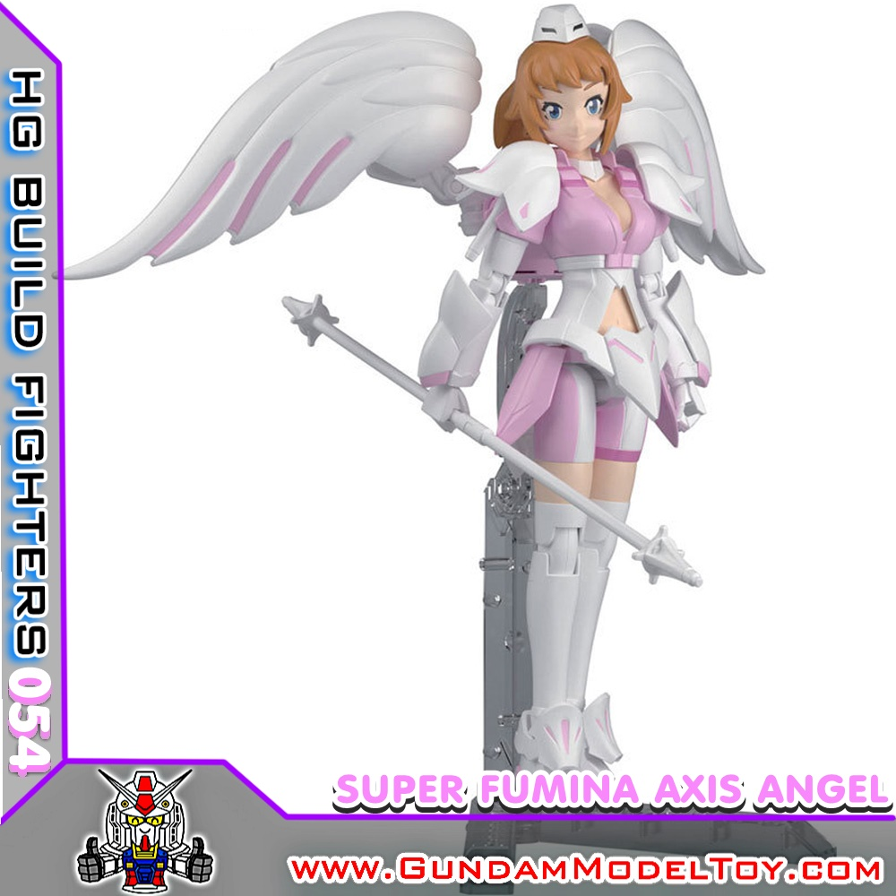 HG 1/144 SUPER FUMINA AXIS ANGEL VER.