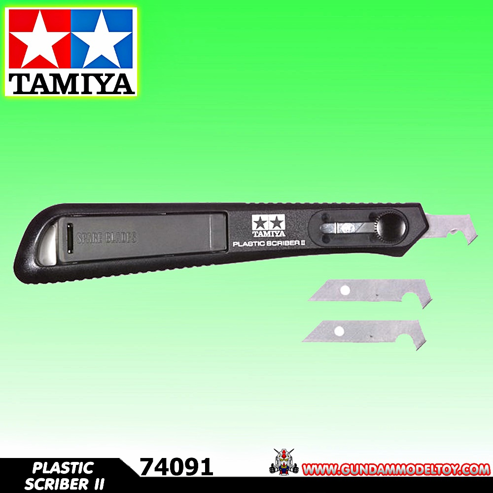 PLASTIC SCRIBER II TAMIYA มีดเดินลาย มีดสลักร่อง