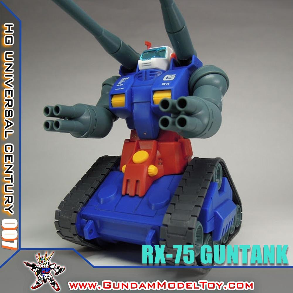 HGUC 1/144 RX-75 GUNTANK กันแทงค์
