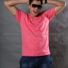 2XL เสื้อยืด สีชมพู Sweety คอวี แขนสั้น Size 2XL สำเนา
