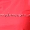 เสื้อยืดเด็ก สีแดง คอวี แขนสั้น Size S
