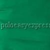 เสื้อยืดเด็ก สีเขียวใบไม้ คอวี แขนสั้น Size M