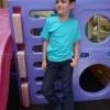 เสื้อยืดเด็ก สีเขียวมิ้นต์ คอกลม แขนสั้น Size 2XL
