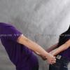 4XL เสื้อยืด สีม่วงเข้ม คอกลม แขนสั้น Size 4XL สำเนา