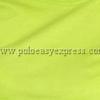 เสื้อยืดเด็ก สีเขียวมะนาว คอวี แขนสั้น Size M
