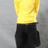 เสื้อยืด สีเหลือง คอกลม แขนยาว Size 4XL สำเนา