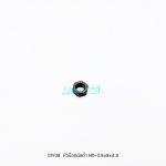 หัวน๊อตมิลดำ M5-0.8x8x4.0