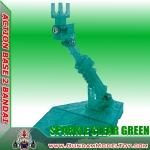 ACTION BASE 2 SPARKLE CLEAR GREEN ตัวเล็ก เขียวใสมีกลิทเตอร์