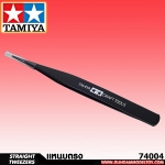 STRAIGHT TWEEZERS TAMIYA CRAFT TOOLS แหนบตรง