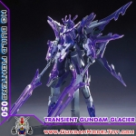 HG 1/144 TRANSIENT GUNDAM GLACIER ทรานเซียนท์ กันดั้ม เกลเซียร์