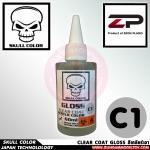 SKULL COLOR CLEAR COAT GLOSS สีเคลียร์เงา