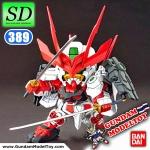SD BB389 SENGOKU ASTRAY GUNDAM เซ็นโกคุ แอสเทรย์ กันดั้ม