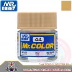 MR.COLOR C-44 SEMI-GLOSS TAN สีแทนกึ่งเงากึ่งด้าน