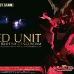 LED UNIT FOR PG 1/60 RX-0 UNICORN GUNDAM ไฟ LED สำหรับ PG UNICORN