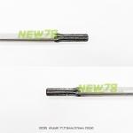 02025 แกนเพลา 7T,7T,8mm,1374mm CG260