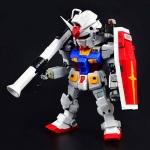 SD/MG RX-78-2 GUNDAM [SUNTOYS]