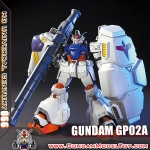 HG 1/144 GUNDAM GP02A กันดั้ม จีพี02A