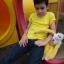 เสื้อยืดเด็ก สีเหลือง คอกลม แขนสั้น Size XL thumbnail 1