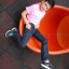 เสื้อยืดเด็ก สีชมพูอ่อน คอกลม แขนสั้น Size S สำเนา thumbnail 3