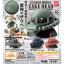 GACHAPON EXCEED MODEL MS-06F ZAKU HEAD กาชาปองซาคุ สีเขียว thumbnail 2