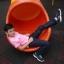 เสื้อยืดเด็ก สีชมพูอ่อน คอกลม แขนสั้น Size L สำเนา thumbnail 3