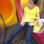 เสื้อยืดเด็ก สีเหลือง คอกลม แขนสั้น Size XL thumbnail 5