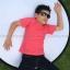 เสื้อยืดเด็ก สีชมพู Sweety คอกลม แขนสั้น Size XL สำเนา thumbnail 3