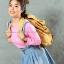 เสื้อยืด สีชมพูอ่อน คอกลม แขนยาว Size L สำเนา thumbnail 1